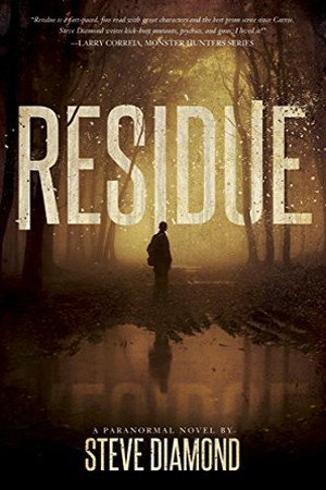 Jack Bishop: Residue by Steve Diamond