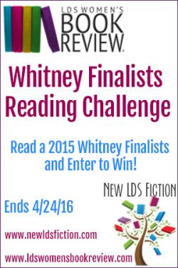 Read a Whitney Challenge Winner: Week 1