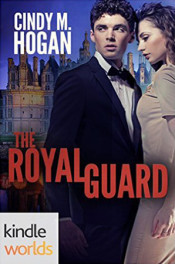 Monterra: The Royal Guard by Cindy Hogan