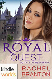 Monterra: Royal Quest by Rachel Branton