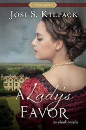 A Lady's Favor by Josi Kilpack