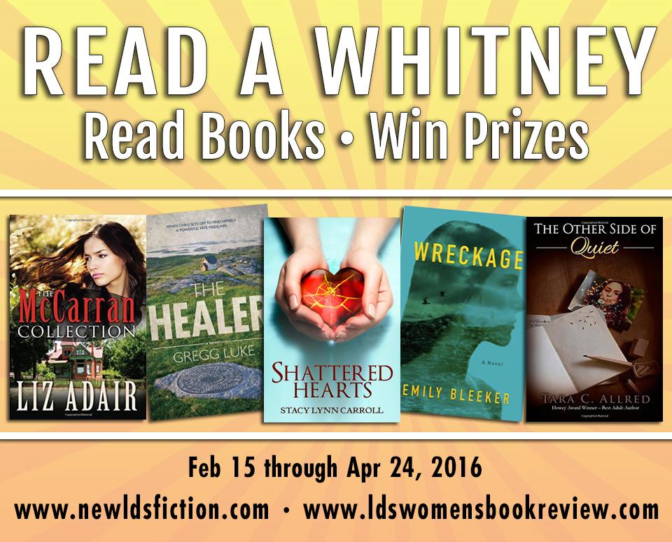 Read a Whitney Challenge Winner: Week 7