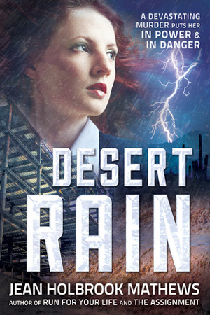 Desert Rain by Jean Holbrook Mathews