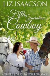 Fifth Generation Cowboy by Liz Isaacson