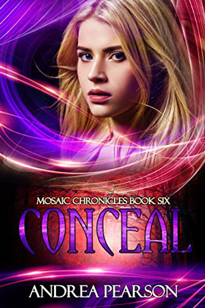 Mosaic: Conceal by Andrea Pearson