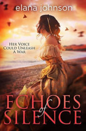 Echoes of Silence by Elana Johnson