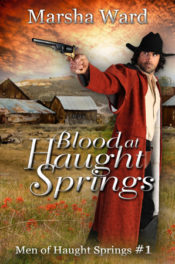 Blood at Haught Springs by Marsha Ward