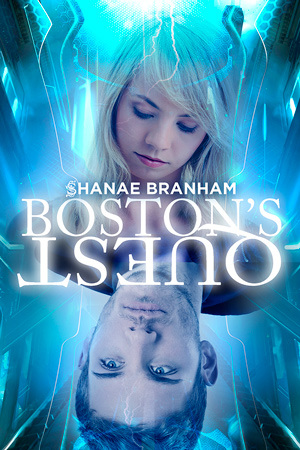 Holoquest: Boston's Quest by Shanae Branham