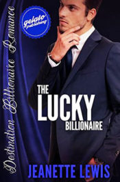 The Lucky Billionnaire by Jeanette Lewis