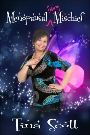 Menopausal Fairy Mischief by Tina Scott