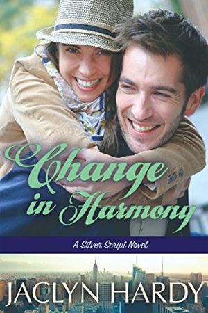 Silver Script: Change in Harmony by Jaclyn Hardy