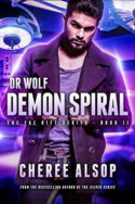 Dr. Wolf: Demon Spiral by Cheree Alsop