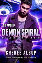 Demon Spiral by Cheree Alsop