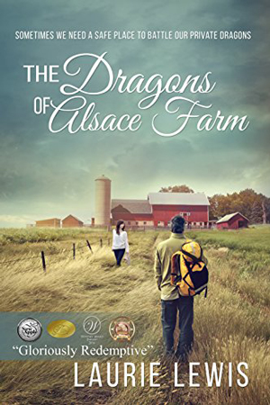 The Dragons of Alsace Farm by Laurie Lewis