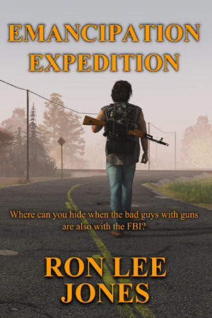 Emancipation Expedition by Ron Lee Jones