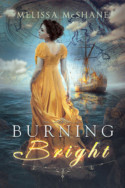 Extraordinaries: Burning Bright by Melissa McShane