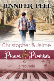Christopher & Jaime by Jennifer Peel