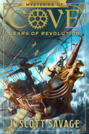 Gears of Revolution by J. Scott Savage
