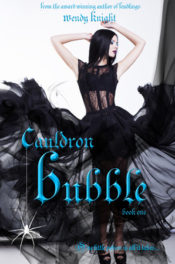 Cauldron Bubble by Wendy Knight