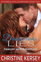 Dangerous Lies by Christine Kersey