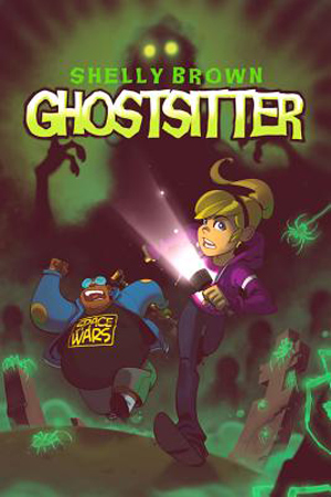 Ghostsitter by Shelly Brown