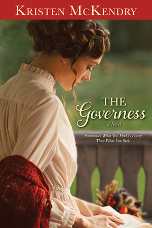 The Governess by Kristen McKendry