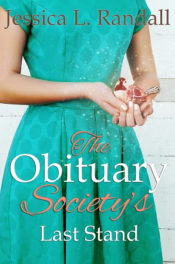The Obiturary's Last Stand by Jessica L. Randall