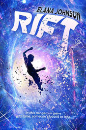 Rift by Elana Johnson
