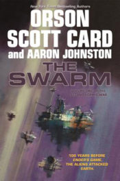 The Swarm by Orson Scott Card & Aaron Johnston