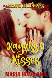 Kayaks and Kisses by Maria Hoagland