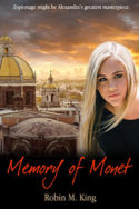 Memory of Monet by Robin M. King