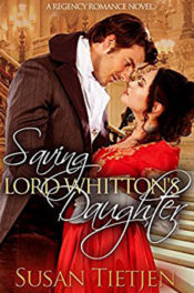 Saving Lord Whitton's Daugter by Susan Tietjen