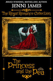 The Princess and the Pea by Jenni James