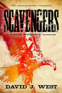 Dark Trails: Scavengers by David J. West