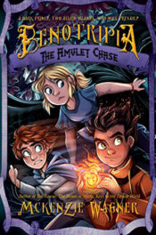 The Amulet Chase by McKenzie Wagner