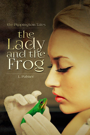 The Lady and the Frog by L. Palmer