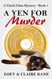 A Yen for Murder by Zoey & Claire Kane