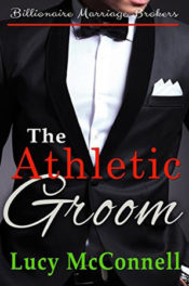 The Athletic Groom by Lucy McConnell