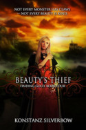 Finding Gold: Beauty's Thief by Konstanz Silverbow