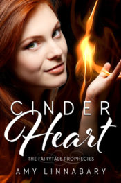 Cinder Heart by Amy Linnabary