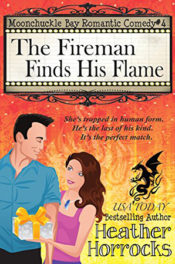 The Fireman Finds His Flame by Heather Horrocks
