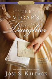 The Vicar's Daughter by Josi S. Kilpack-J