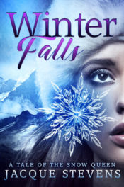Winter Falls by Jacque Stevens