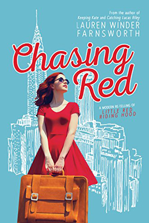 Chasing Red by Lauren Winder Farnsworth