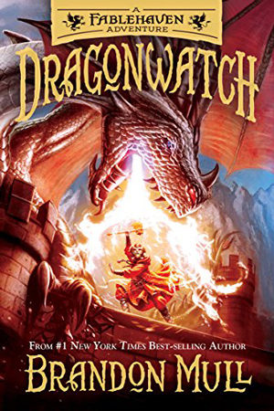 Fablehaven Adventure: Dragonwatch by Brandon Mull