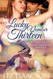 Lucky Number Thirteen by Liz Isaacson