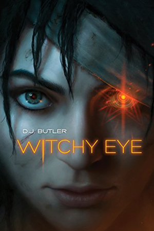 Witchy Eye by D.J. Butler