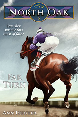 North Oak: Far Turn by Ann Hunter