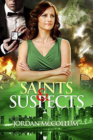 Saints and Suspects by Jordan McCollum
