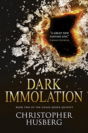 Chaos Queen: Dark Immolation by Christopher Husberg